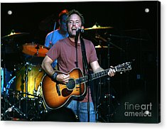 Chris Tomlin 8206 Acrylic Print by Gary Gingrich Galleries