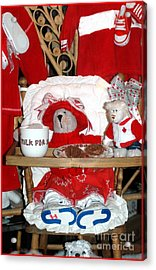 Christmas Delights Acrylic Print by Kathleen Struckle