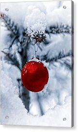 Christmas Tree Acrylic Print by Joana Kruse