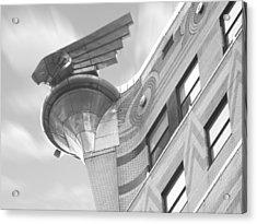 Chrysler Building 4 Acrylic Print by Mike McGlothlen