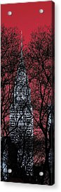 Chrysler Building 8 Acrylic Print by Andrew Fare
