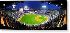 Citi Field And The New York Mets Acrylic Print by Nishanth Gopinathan