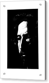 Clapton Acrylic Print by William Gambill