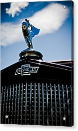 Classic Chevrolet Acrylic Print by Phil 'motography' Clark
