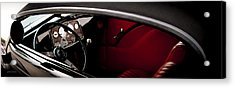Classic Style Acrylic Print by Steven Milner