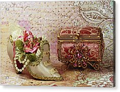 Classic Victorian Moments Acrylic Print by Inspired Nature Photography Fine Art Photography