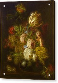 Classica Modern - M01 Acrylic Print by Variance Collections