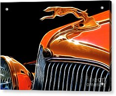 Classy Classic  Acrylic Print by Bob Christopher