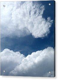 Cloud Nine 14 Acrylic Print by Will Borden