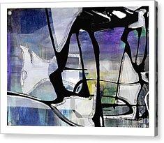 Clouds Acrylic Print by Airton Sobreira