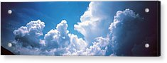 Clouds Japan Acrylic Print by Panoramic Images
