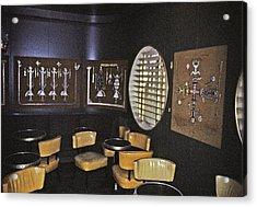 Cocktail Lounge Acrylic Print by John Harding Photography