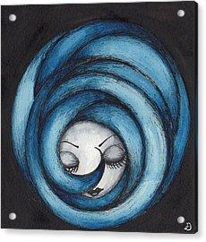 Comfort Acrylic Print by Darnel Tasker