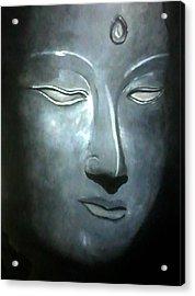 Connection Acrylic Print by Gopal Maheshwari