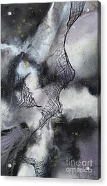 Constellation Acrylic Print by Deborah Ronglien