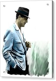 Contemplation IIi Dean Martin  Acrylic Print by Iconic Images Art Gallery David Pucciarelli
