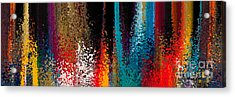 Continuous Conversion. Big Art Acrylic Print by Great Big Art
