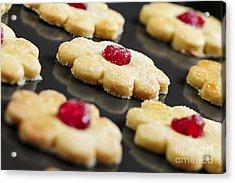 Cookies Acrylic Print by Elena Elisseeva