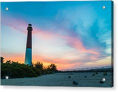 Cotton Candy Day Acrylic Print by Kristopher Schoenleber