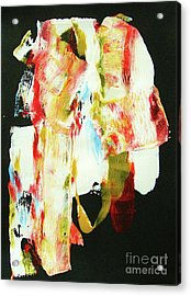 Crazy Horse  An American Hero Acrylic Print by Roberto Prusso