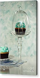 Cupcake Party Acrylic Print by Inspired Nature Photography Fine Art Photography