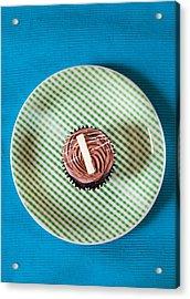 Cupcake  Acrylic Print by Tom Gowanlock