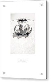 Custom Salt  Acrylic Print by Holly Martin