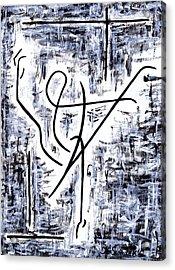 Dance Class Acrylic Print by Kamil Swiatek