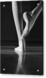 Dancer Acrylic Print by Laura Fasulo
