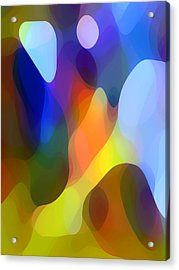 Dappled Light Acrylic Print by Amy Vangsgard
