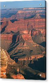 Dawn At The Grand Canyon Acrylic Print by Greg Matchick