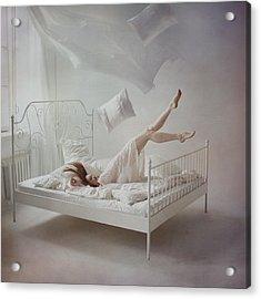 Daydream Acrylic Print by Anka Zhuravleva