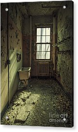 Decade Of Decay Acrylic Print by Evelina Kremsdorf