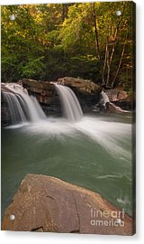 Deckers Creek D30019147 Acrylic Print by Kevin Funk