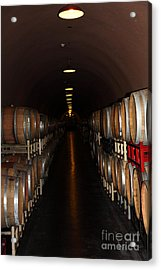 Deerfield Ranch Winery 5d22215 Acrylic Print by Wingsdomain Art and Photography