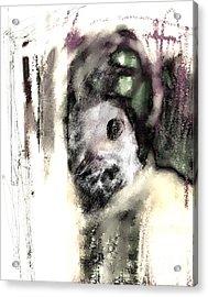 Deformed Personality Acrylic Print by Ruth Clotworthy