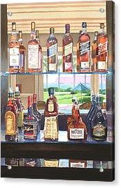 Del Coronado Spirits Acrylic Print by Mary Helmreich