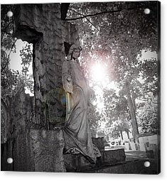Descend Acrylic Print by Felix Concepcion