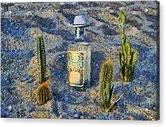 Desert Drink Acrylic Print by George Atsametakis