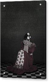 Desperate Acrylic Print by Joana Kruse