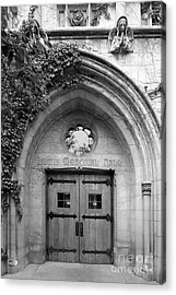 Dominican University Lewis Memorial Hall Acrylic Print by University Icons