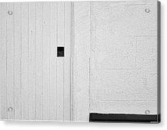 Door - Montague Island - Australia Acrylic Print by Steven Ralser