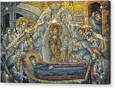 Dormition Of The Virgin Acrylic Print by Taylan Soyturk