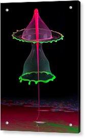 Double Hood Acrylic Print by Jaroslaw Blaminsky