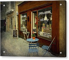 Douce France - Annecy Acrylic Print by Barbara Orenya