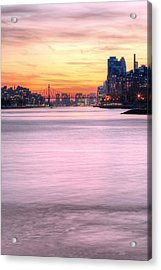 Down River II Acrylic Print by JC Findley