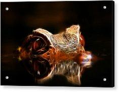 Dragons Lair Acrylic Print by Steve McKinzie