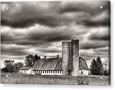 Dramatic Skies  Acrylic Print by JC Findley