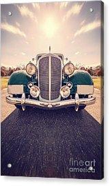 Dream Car Acrylic Print by Edward Fielding