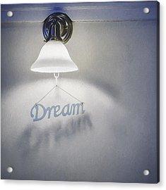 Dream Acrylic Print by Scott Norris